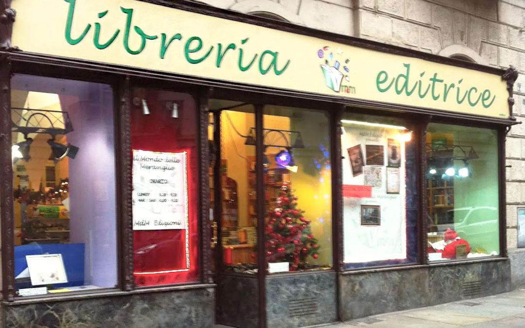 LIBRERIA IL MONDO DELLE MERAVIGLIE – BOOKSTORE
