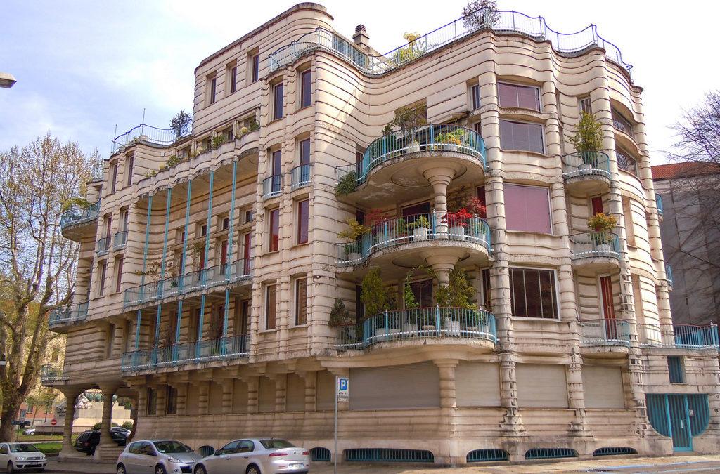 Un palazzo stravagante – An extravagant palace (ita – eng)